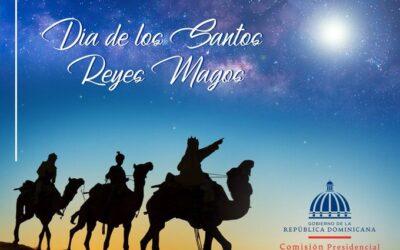 Día de los Santos Reyes Magos