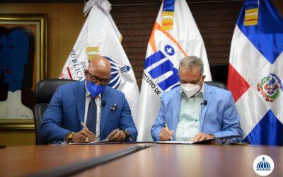 Comisión Presidencial de Desarrollo Provincial firma acuerdo de cooperación con el INAVI