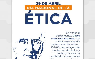 Día Nacional de la Ética Ciudadana